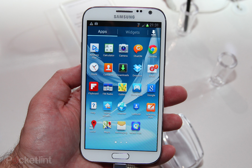 Samsung galaxy note 2 release date for Galaxy note 2 release date features